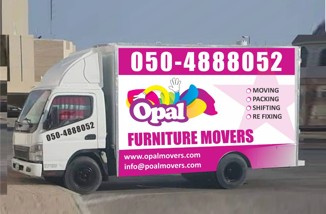 OPAL MOVERS
